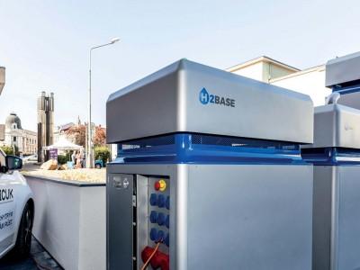 H2BASE : un nouveau générateur haute puissance à hydrogène