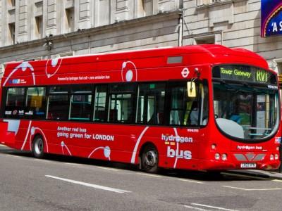 Bus à hydrogène : le programme européen H2Bus sélectionne Wrightbus
