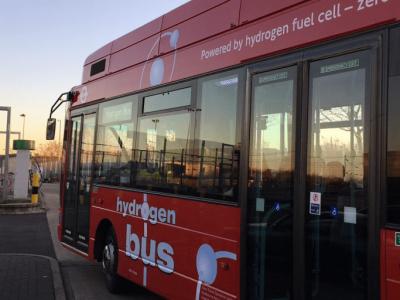 H2BusEurope veut déployer 600 bus à hydrogène