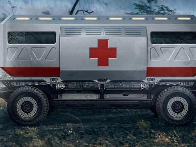 L'armée américaine développe un camion de secours à hydrogène