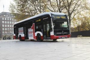 Allemagne : Hambourg va déployer 50 bus à hydrogène