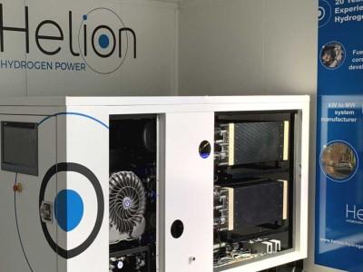 Alstom accélère sur l'hydrogène avec le rachat d'Helion Hydrogen Power