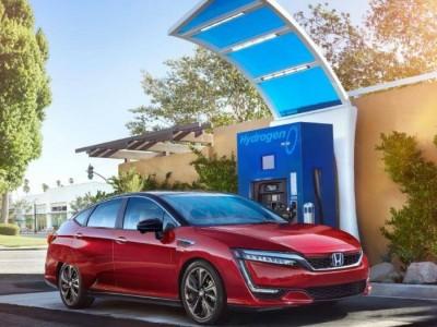 Voiture hydrogène : clap de fin pour la Honda Clarity Fuel Cell