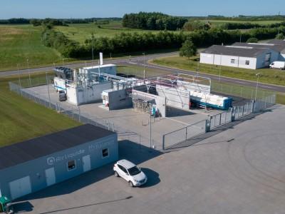 HyBalance : le projet hydrogène vert d'Air Liquide livre ses résultats