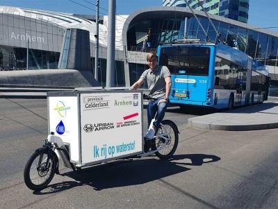 HydroCargo : le vélo cargo à hydrogène