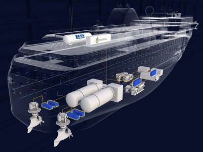 Le Power Lab de Rolls-Royce s'intéresse à l'hydrogène pour les bateaux