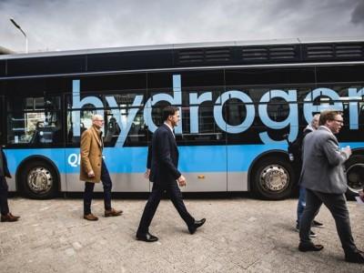 50 nouveaux autobus à hydrogène aux Pays-Bas