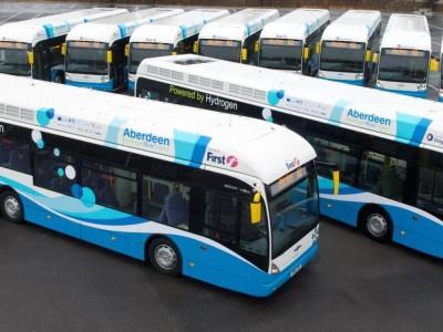 En Australie, 100 bus à hydrogène bientôt en circulation