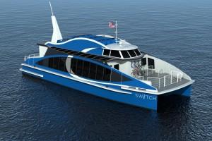 All American Marine construira le premier ferry à hydrogène des Etats-Unis