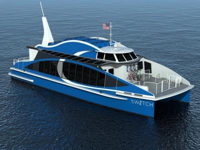 Etats-Unis : construction du premier e-Ferry à pile à hydrogène