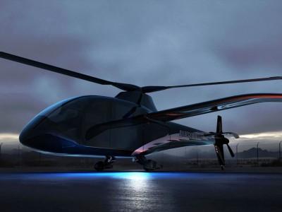 Insolite : le premier hélicoptère à hydrogène en cours de développement !