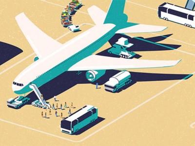 L'aéroport de Lyon va se transformer en hub hydrogène