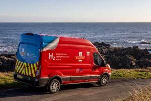 La Royal Mail va tester des utilitaires à hydrogène pour la livraison de colis