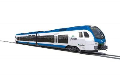 Un premier train à hydrogène pour les Etats-Unis