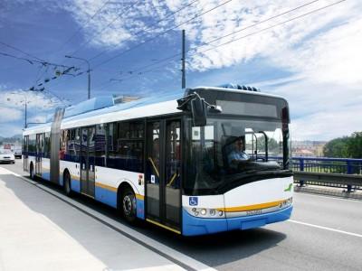 A Riga, les trolleybus roulent à l'hydrogène