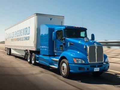 Camion à hydrogène : la Californie dresse sa feuille de route