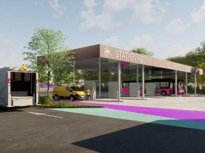 Hydrogène : Dijon entame la construction de sa première station de production