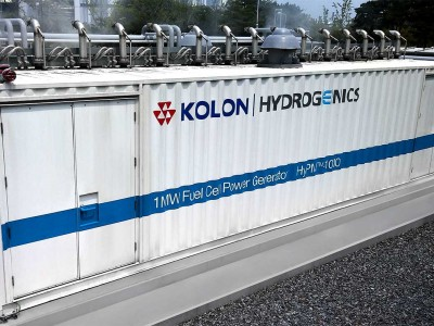 Hydrogène vert : Air Liquide investit dans le spécialiste canadien Hydrogenics