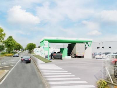HYGO : la future station à hydrogène de Vannes ouvrira en octobre 2021