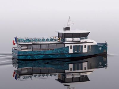 Hylias : un bateau à hydrogène pour le golfe de Morbihan en 2023