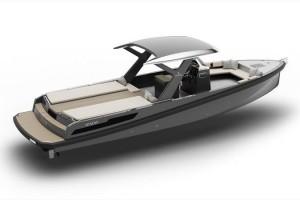 Hynova 40 REXH2 : le bateau électrique à prolongateur hydrogène