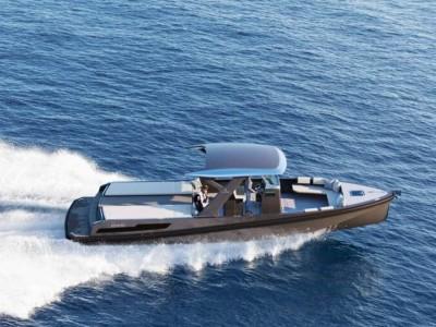 Le premier yacht à hydrogène dévoilé à Monaco
