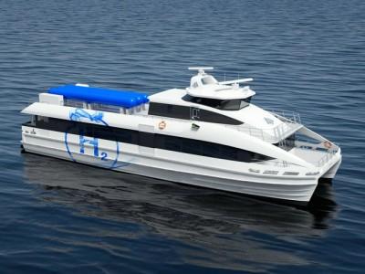 La Norvège subventionne deux projets de bateaux à hydrogène