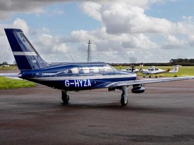 Avion à hydrogène : HyPoint présente une pile révolutionnaire
