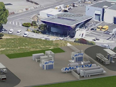 Hydrogène : Hyport choisit McPhy et Transdev pour sa future station de Toulouse