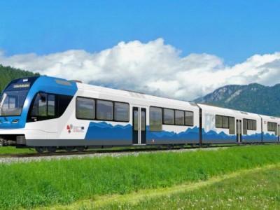 Autriche : 3,1 millions d'euros pour le projet de train à hydrogène HyTrain