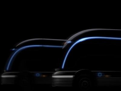 HDC-6 Neptune : Hyundai tease son futur camion à hydrogène
