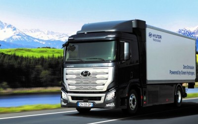 Hyundai va tester ses camions à hydrogène en Corée du Sud