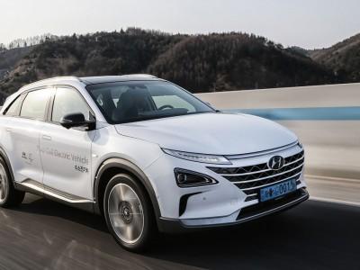Voiture à hydrogène : plus de 10.000 Hyundai Nexo vendus en Corée du Sud