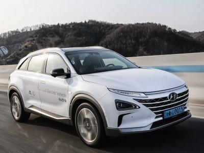 Hyundai a vendu plus de 1000 Nexo depuis le début de l'année
