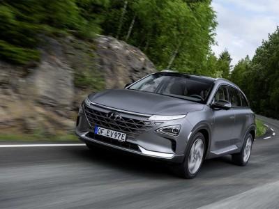 Le Hyundai Nexo en tête des ventes de voitures à hydrogène en 2019