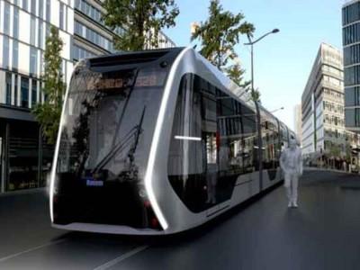 Corée du Sud : un tramway à hydrogène pour Ulsan