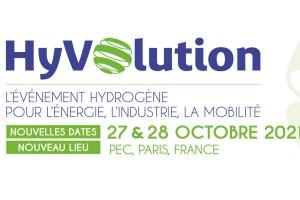 HyVolution 2021 : le salon de l'hydrogène reporté à octobre