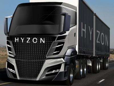 De l'hydrogène produit à partir de déchets pour alimenter les camions d'Hyzon