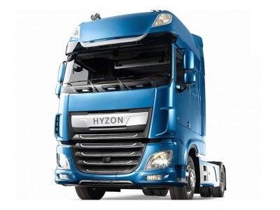Camion à hydrogène : Hyzon Motors ouvre son siège européen aux Pays-Bas