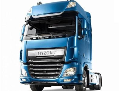 Hyzon annonce une commande record de 1500 camions hydrogène
