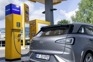Voiture hydrogène : l'Allemagne et la France en tête des immatriculations européennes au premier trimestre