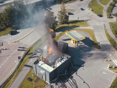 Incendie d'une station hydrogène en Norvège : que s'est-il passé ?