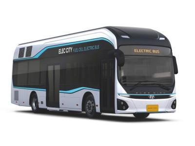 Corée du Sud : Hyundai va fournir des bus à hydrogène à l'aéroport d'Incheon