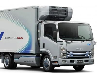 Honda et Isuzu s'associent dans le camion à hydrogène