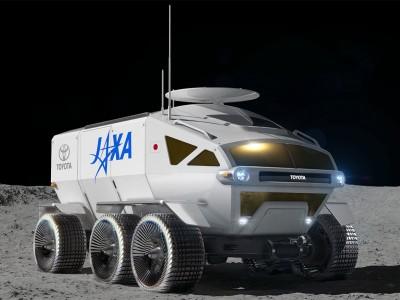 Toyota veut envoyer un véhicule à hydrogène sur la Lune