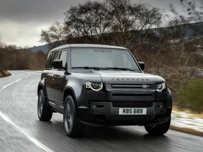 Land Rover annonce un Defender à hydrogène