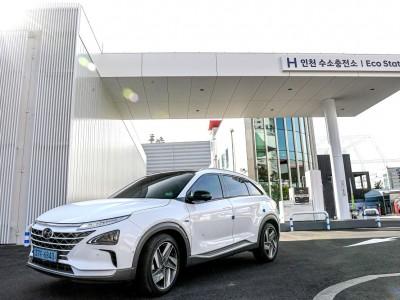 La Corée du Sud va agrandir son réseau de stations hydrogène