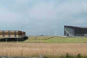 Vendée : Lhyfe lance la construction de son premier site d'hydrogène vert