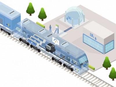 En Corée du Sud, le premier train à hydrogène liquide sera testé en 2022