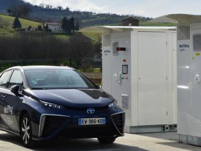 Mobilité hydrogène : McPhy associé à deux nouveaux projets en France